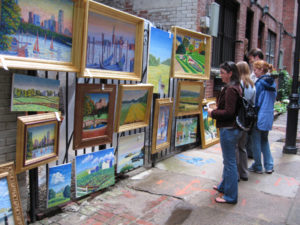 The Beacon Hill Art Walk @ Beacon Hill | Boston | Massachusetts | United States